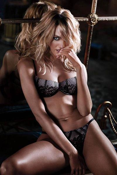 Victoria Secret's Scandalous Collection 2014