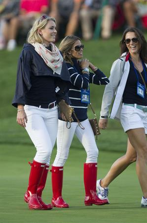 Lindsey Vonn – 2013 Presidents Cup in Dublin 10/5/13