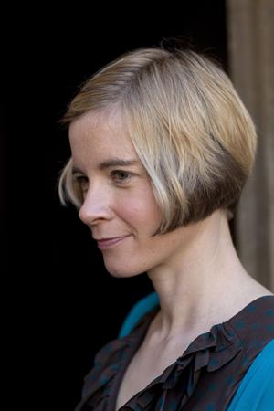 Lucy Worsley Oxford Literary Festival Portraits (April 6, 2011)