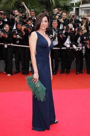 Luisa Ranieri 2008 Cannes Film Festival -  Wild Blood  Premiere (May 19, 2008)