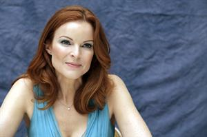 Marcia Cross Desperate Housewives Press Conference on July 28, 2006