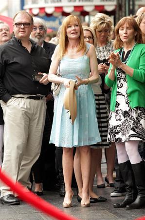 Marg Helgenberger Jerry Bruckheimer's Hollywood Walk of Fame Star Ceremony -- Hollywood, Jun. 24, 2013