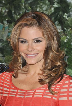 Maria Menounos QVC Red Carpet Style Event in Beverly Hills 2/22/13