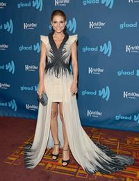 Maria Menounos 24th Annual GLAAD Media Awards -- Los Angeles, Apr. 20, 2013
