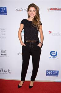 Maria Menounos 17th Annual Harold & Carole Pump Foundation Gala in Beverly Hills LA 09.08.13