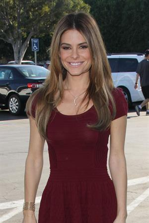 Maria Menounos Universal Studio for Extra in Los Angeles 08.11.13