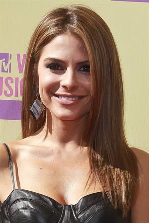 Maria Menounos - MTV Music Awards Staples Center in Los Angeles Sept 6, 2012