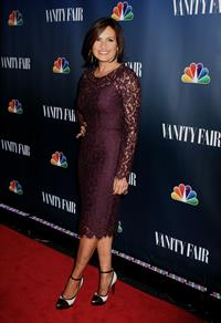Mariska Hargitay NBC Fall Launch Party -- New York, Sep. 16, 2013