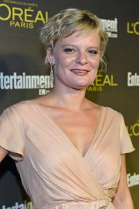 Martha Plimpton  Entertainment Weekly Pre-Emmy Party Presented By L'Oreal Paris in Hollywood - September 21, 2012