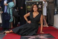 Mariska Hargitay Honored With Star On The Hollywood Walk Of Fame - Hollywood, Nov. 8, 2013