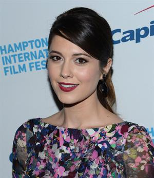 Mary Elizabeth Winstead Smashed premiere at Hamptons Film Fest in New York - October 5, 2012
