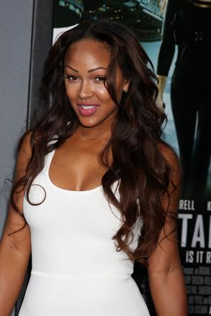 Meagan Good  Total Recall  - Los Angeles Premiere, Aug 2, 2012