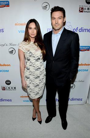 Megan Fox- March of Dimes' Celebration of Babies - Dec. 7, 2012