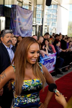 Melanie Brown (Scary Spice)