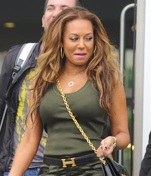 Melanie Brown - Lowry Hotel in Manchester - June 6, 2012