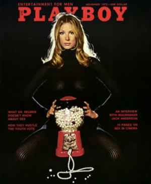 Lena Söderberg nude Playboy November 1972