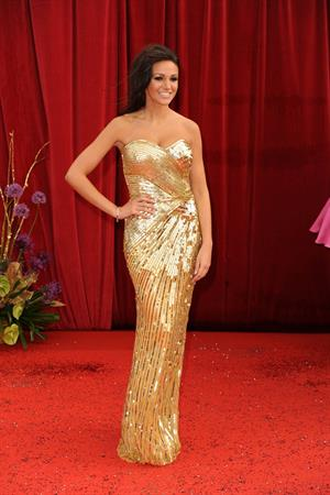 Michelle Keegan British Soap Awards May 14, 2011