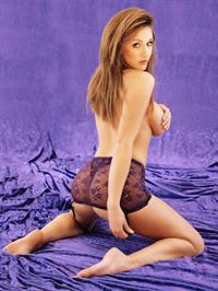 Lucy Pinder in lingerie - ass
