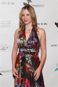 Mira Sorvino  Trade Of Innocents  New York Premiere - September 27, 2012