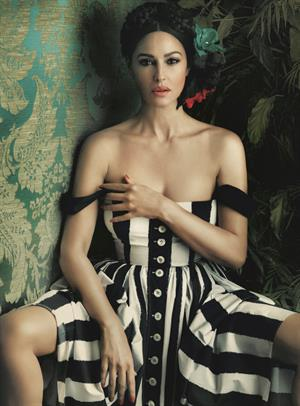Monica Bellucci - Harper's Bazaar Ukraine Photoshoot