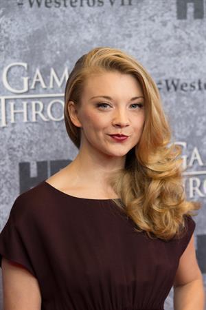 Natalie Dormer  Game Of Thrones  Season 3 Seattle Premiere -- Mar. 21, 2013