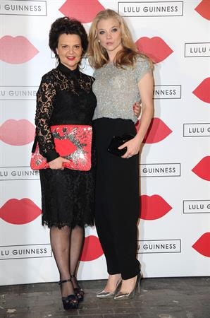 Natalie Dormer Lulu Guinness: Paint Project Party - London, July 11, 2013