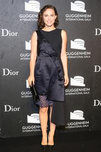 Natalie Portman – Guggenheim International Gala 11/6/13