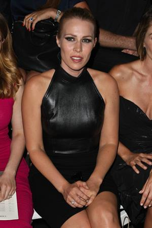 Natasha Bedingfield - Christian Siriano fashion show in New York - September 8, 2012