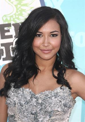 Naya Marie Rivera -  Teen Choice Awards  At Gibson Amphitheatre In Universal City (8 Aug 2010)