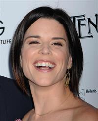 Neve Campbell  Austenland  Los Angeles Premiere (August 8, 2013)