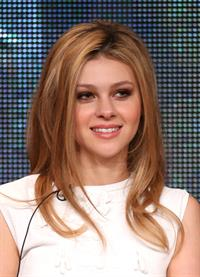 Nicola Peltz A&E's  Bates Motel  TCA Panel, Jan 4, 2012
