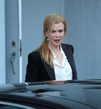 Nicole Kidman participated in a panel discussion after a screening of Paperboy November 24, 2012