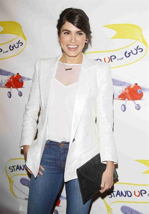 Nikki Reed 'Stand Up For Gus' Benefit (November 13, 2013)