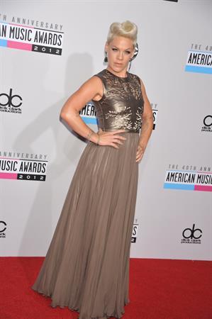 Pink American Music Awards (November 18, 2012)