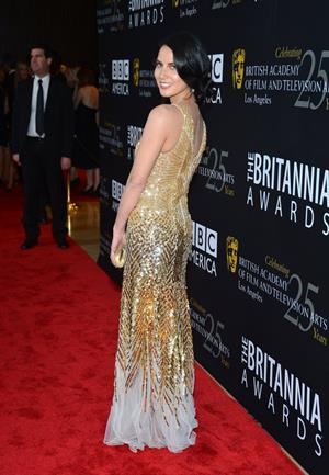 Olivia Munn 2012 BAFTA Los Angeles Britannia Awards, November 8, 2012