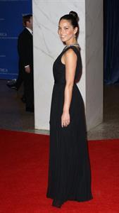 Olivia Munn White House Correspondents' Association Dinner in Washington, D.C. 4/27/13