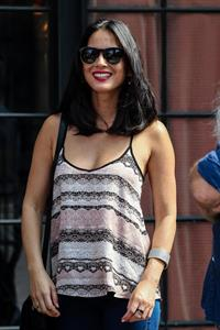 Olivia Munn in New York City 9/11/13