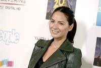 Olivia Munn Hugh Jackman One Night Only Benefit in Hollywood, October 12, 2013