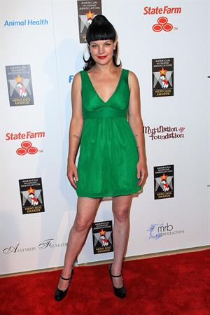 Pauley Perrette The American Humane Association's Hero Dog Awards on October 6, 2012