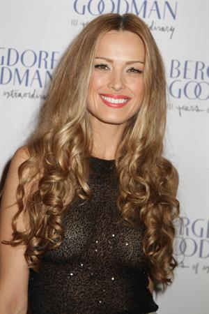 Petra Nemcova - Bergdorf Goodman 111th Anniversary Celebration October 18, 2012