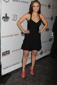 Rachael Leigh Cook ''Kingdom Come'' World Premiere in Hollywood October 2, 2012