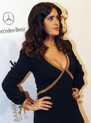 Salma Hayek - 2012 Bambi Awards 11/22/12