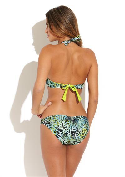 Isabela Soncini in a bikini - ass
