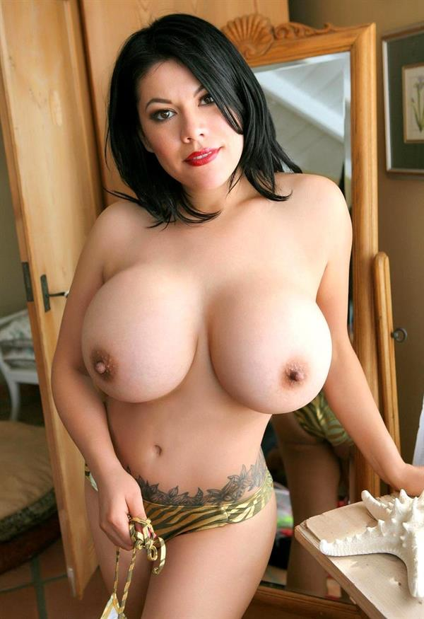 Ana Rica - breasts