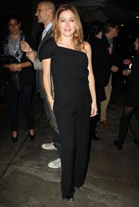 Sasha Alexander - HFPA & InStyle - Miss Golden Globe Party - Los Angeles - November 29, 2012