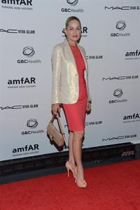 Sharon Stone - amfAR Aids Benefit and Concert at the John F.Kennedy Center Washington July 21, 2012