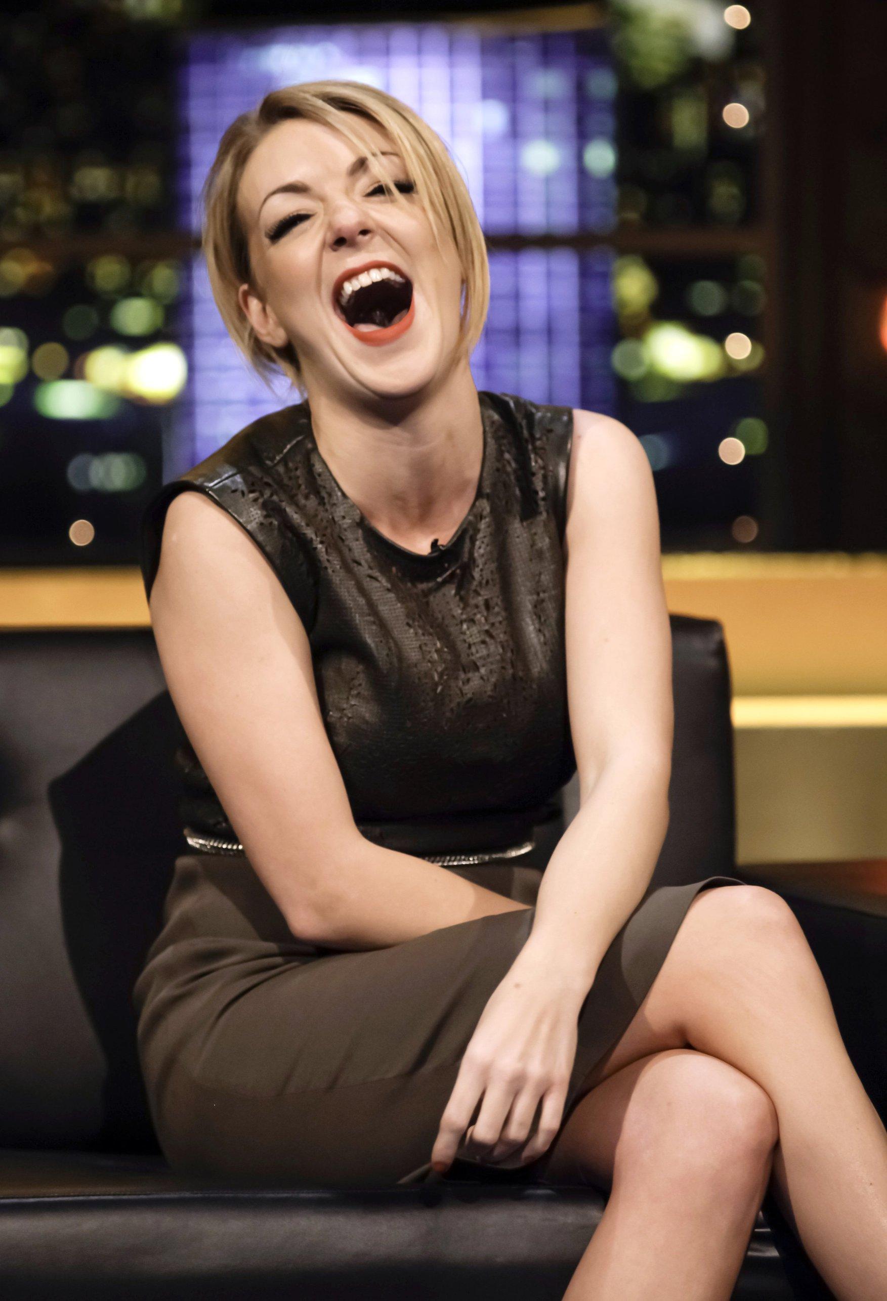 Sheridan Smith - The Jonathan Ross Show - December 22, 2012