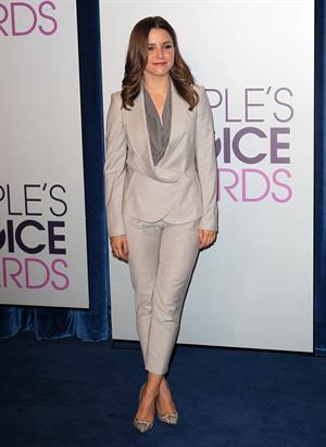 Sophia Bush People's Choice Awards Nomination Announcements - Los Angeles - November 15, 2012