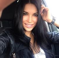 Svetlana Bilyalova taking a selfie