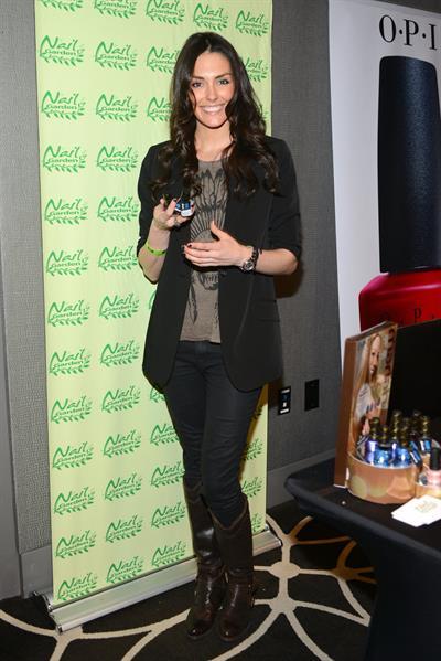 Taylor Cole Kari Feinstein Style Lounge - Pre-Golden Globes 2013 - Day 1 (Jan 10, 2013)